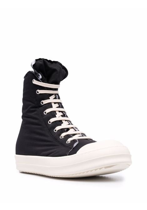 sneakers imbottite uomo nere in tessuto RICK OWENS DRKSHDW | Sneakers | DU02A3800 MU911