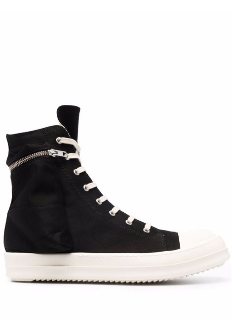 sneakers cargo uomo nere in RICK OWENS DRKSHDW | Sneakers | DU02A3801 NDK911