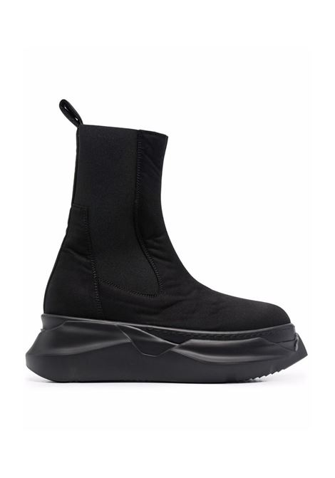 beatle abstract ankle boots man black RICK OWENS DRKSHDW | Boots | DU02A3846 TWC999