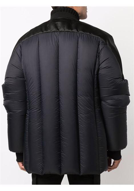 piumino geth bomber uomo nero RICK OWENS | Giacche | RR02A5702 NBNZD509