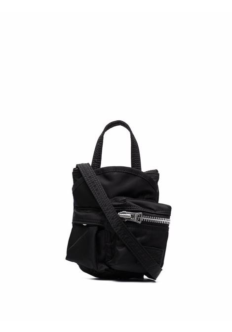 pocket bag small man black in nylon SACAI | Bags | SCU-006001