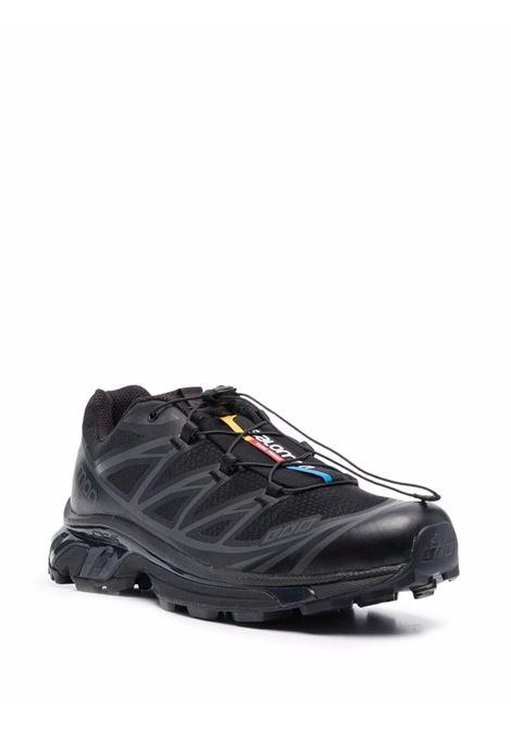 xt 6 sneakers man black SALOMON S/LAB   Sneakers   L41086600