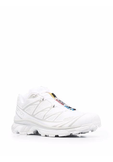 xt 6 sneakers man white SALOMON S/LAB | Sneakers | L41252900