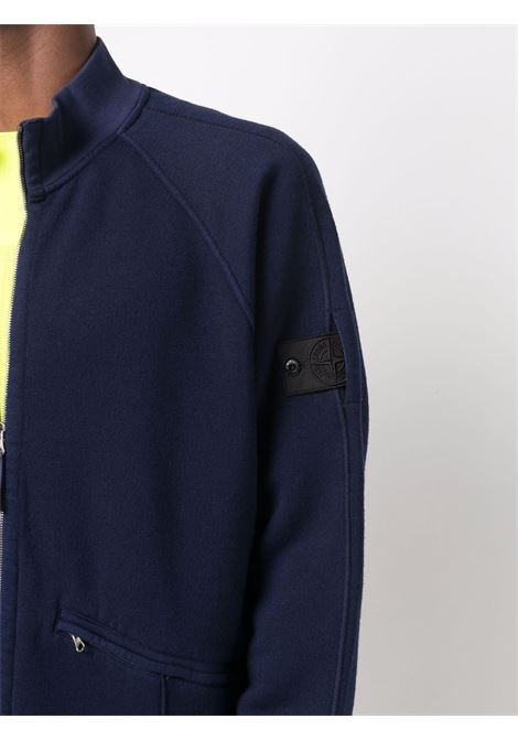 giacca misto lana uomo blu STONE ISLAND SHADOW PROJECT | Giacche | 751960310V1027