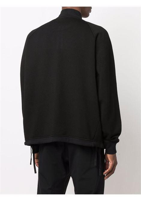 giacca misto lana uomo nera STONE ISLAND SHADOW PROJECT | Giacche | 751960310V1029