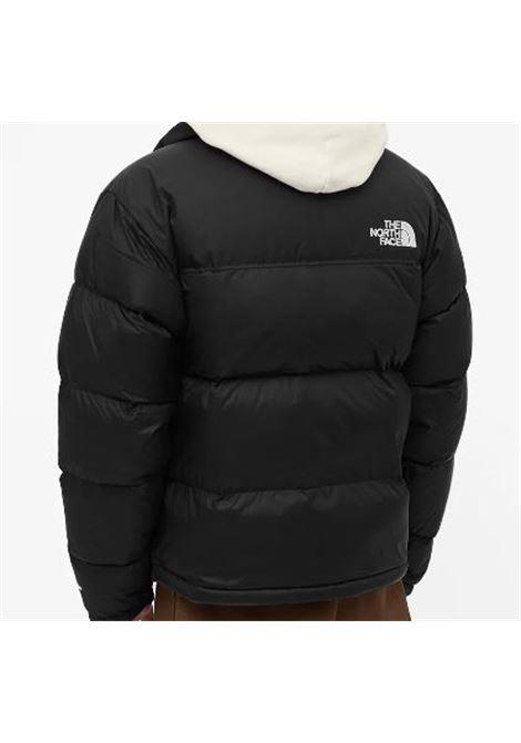 giacca retro nuptse 1996 uomo nera THE NORTH FACE   Giacche   NF0A3C8DLE41
