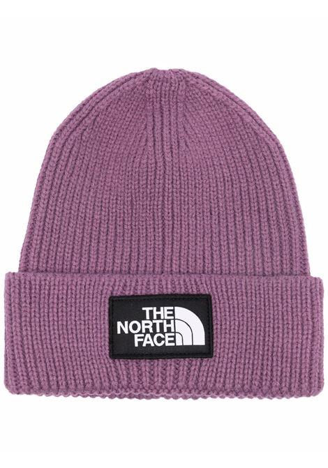 logo box hat man liliac THE NORTH FACE | Hats | NF0A3FJX0H51