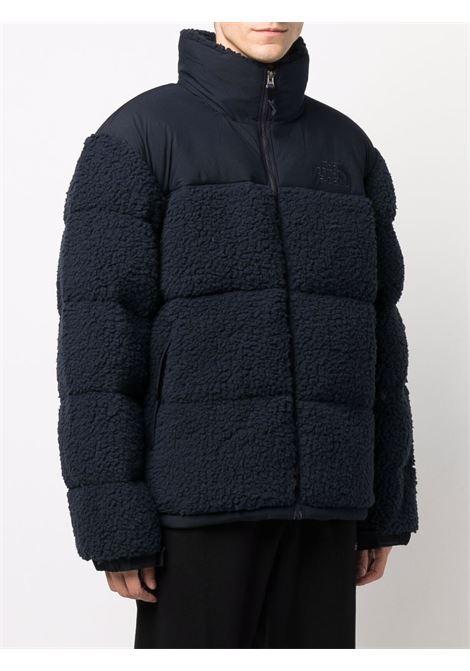 sherpa nuptse jacket man blu THE NORTH FACE | Jackets | NF0A5A84RG11