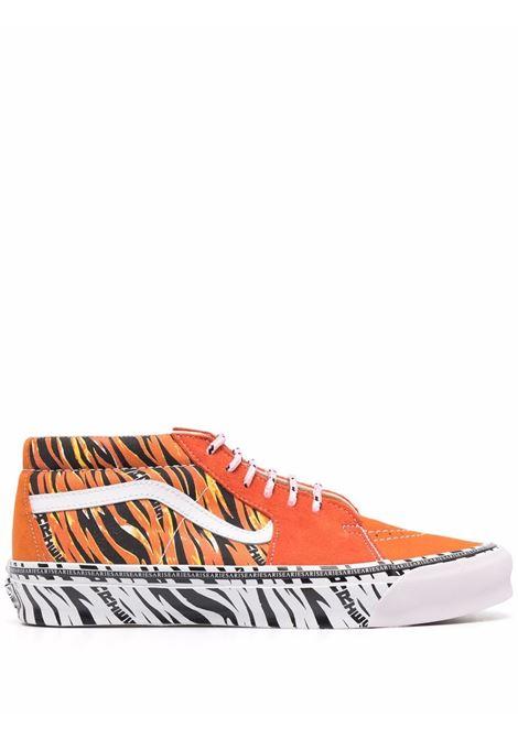 sneakers aries ua og sk8 mid unisex arancioni VANS VAULT X ARIES | Sneakers | VN0A4BVC9WW1