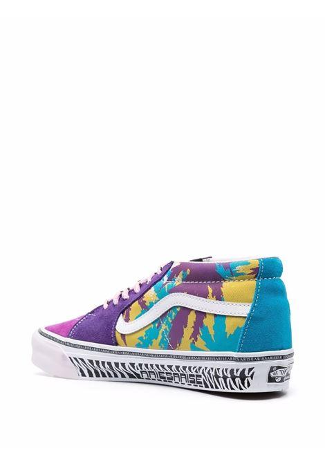 aries ua og sk8 mid sneakers unisex multicolor VANS VAULT X ARIES | Sneakers | VN0A4BVC9X21