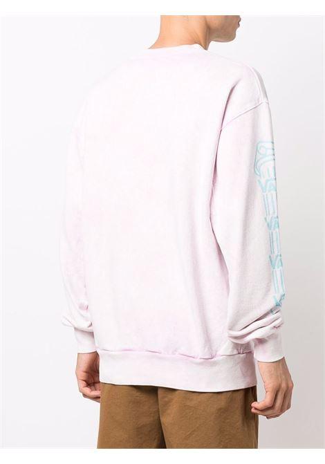felpa con logo unisex rosa in cotone VANS VAULT | Felpe | VN0A5GRYFZ0H1