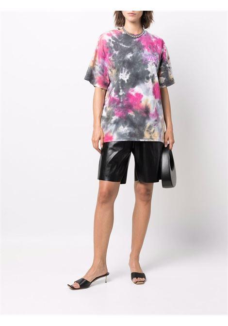 t-shirt tie die uomo multicolor in cotone VANS VAULT X ARIES | T-shirt | VN0A5GYJYZC1