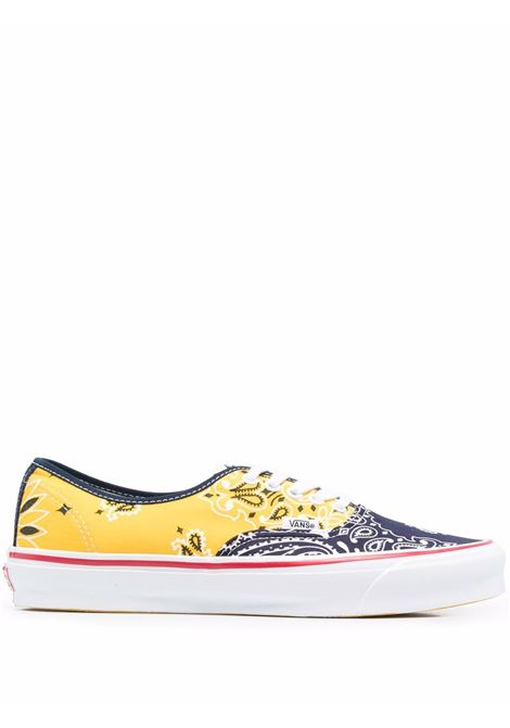 sneakers authentic lx og uomo multicolor VANS VAULT X BEDWIN | Sneakers | VN0A4BV99QX1