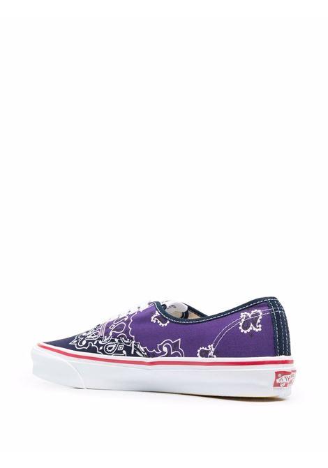 authentic lx og sneakers man multicolor VANS VAULT X BEDWIN | Sneakers | VN0A4BV99QX1