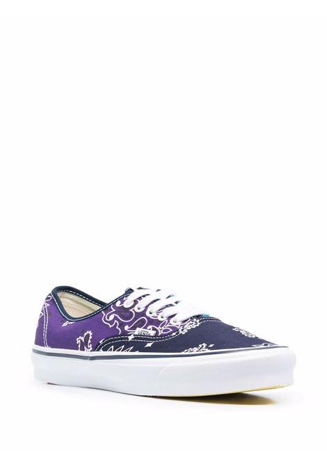 authentic lx og sneakers man purple VANS VAULT X BEDWIN | Sneakers | VN0A4BV99R91