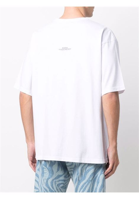 t-shirt con logo uomo bianca in cotone VANS VAULT X BEDWIN   T-shirt   VN0A4VLOWHT1