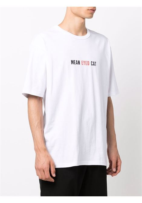 t-shirt con stampa uomo bianca in cotone VANS VAULT X PATTA | T-shirt | VN0A7SO7WHT1