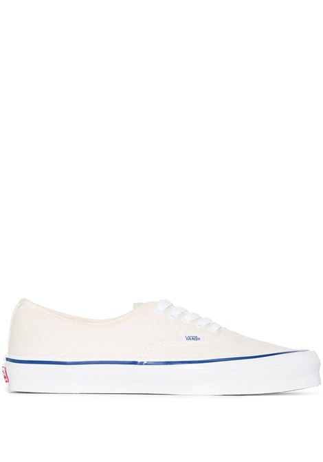 authentic lx canvas unisex bianche in tela VANS VAULT | Sneakers | VN0A4BV90RD1