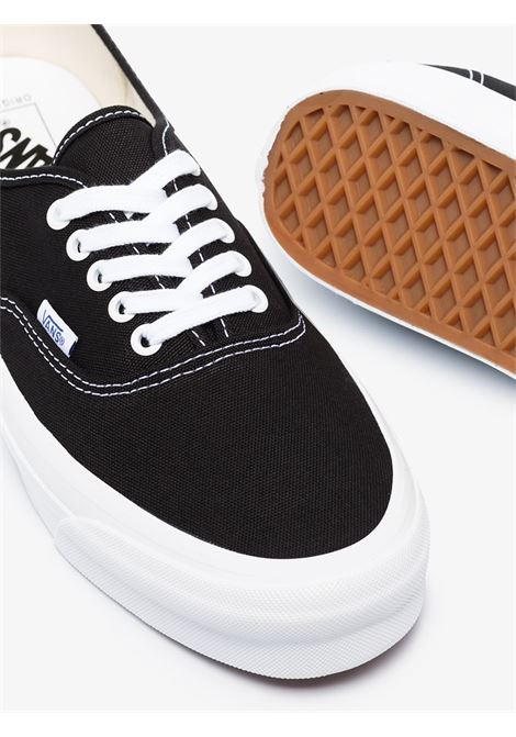 ua og authentic sneakers man black in canvas VANS VAULT | Sneakers | VN0A4BV91WX1