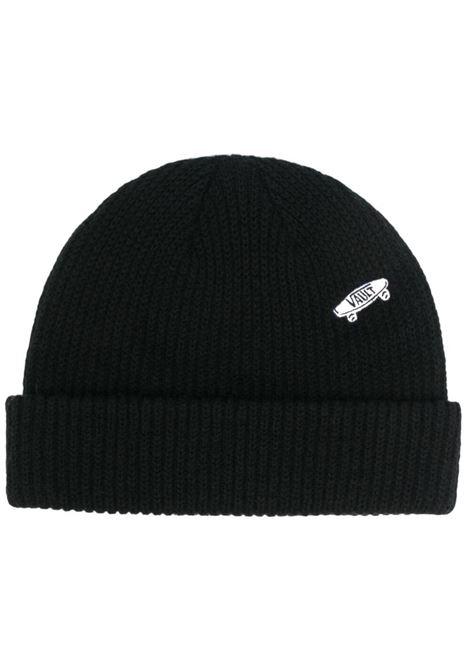 Cappello in lana nero uomo VANS VAULT | Cappelli | VN0A4VKTBLK1