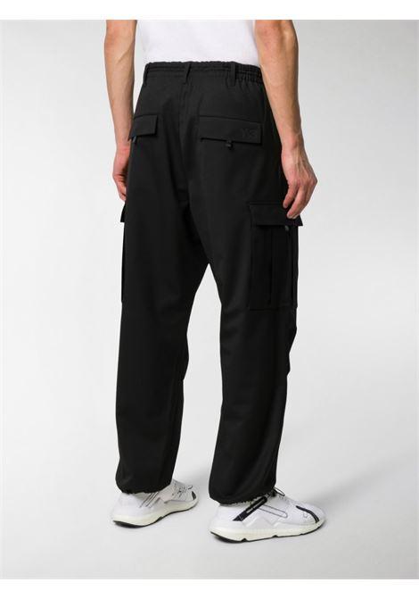 pantaloni cargo cl uomo neri Y-3 | Pantaloni | FN3399BLACK
