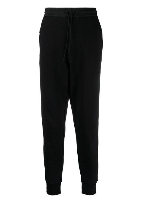 pantaloni sportivi uomo neri in cotone Y-3 | Pantaloni | GV4202BLACK