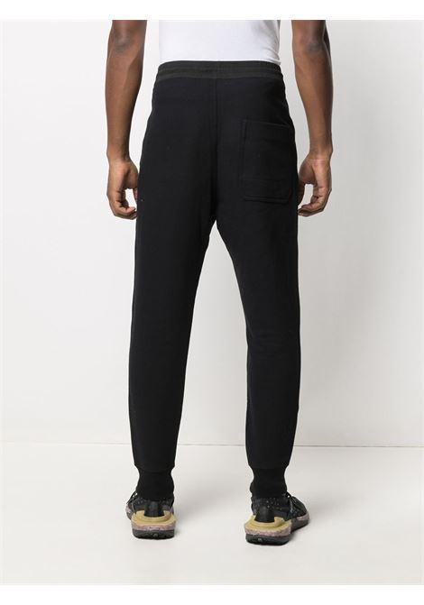pantaloni sportivi uomo neri in cotone Y-3   Pantaloni   GV4202BLACK