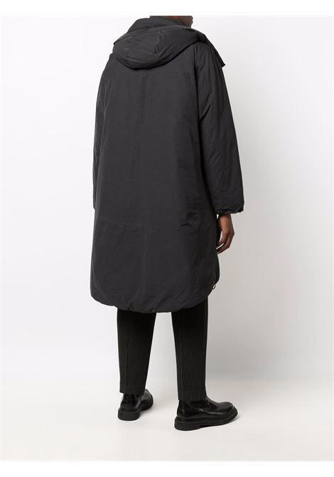 piumino lungo uomo nero Y-3 | Giacche | HB3335BLACK
