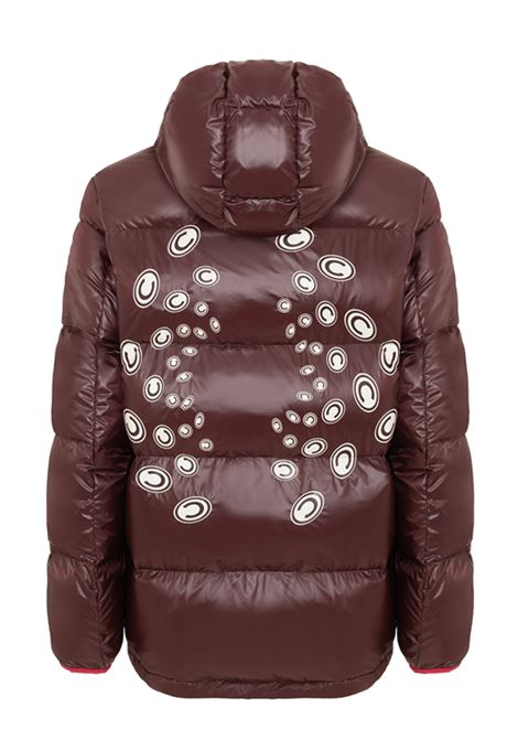 jacket with print unisex brown  COLMAR A.G.E. | Jackets | CO112257