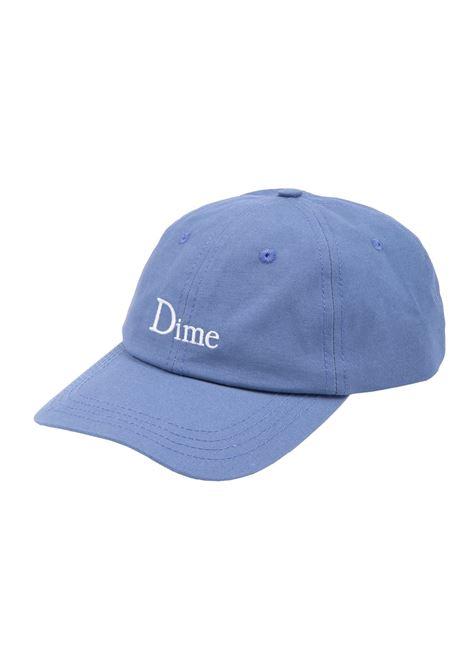 Cappelo con logo Azzurro Unisex Cotone DIME | Cappelli | DIME5001LGB