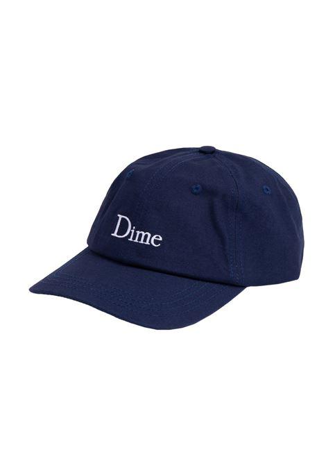 Cappello con logo Blu Unisex in cotone DIME | Cappelli | DIME5001NVY