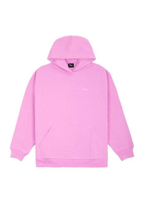Logo sweatshirt man pink DIME | Sweatshirts | DIME5009LTPI