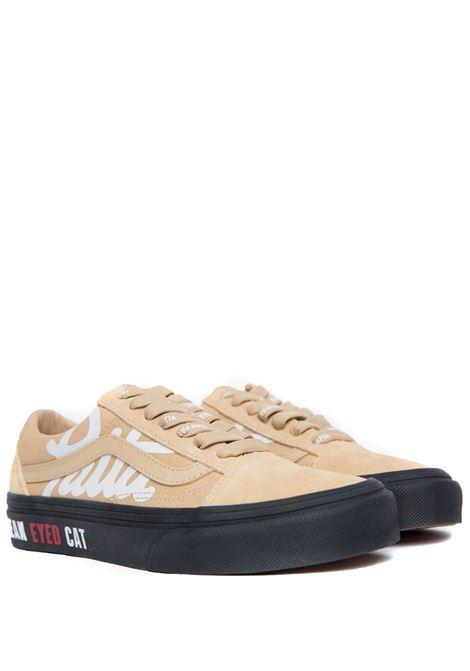 ua old skool vlt lx sneakers unisex beige VANS VAULT X PATTA | Sneakers | VN0A4BVF5X51