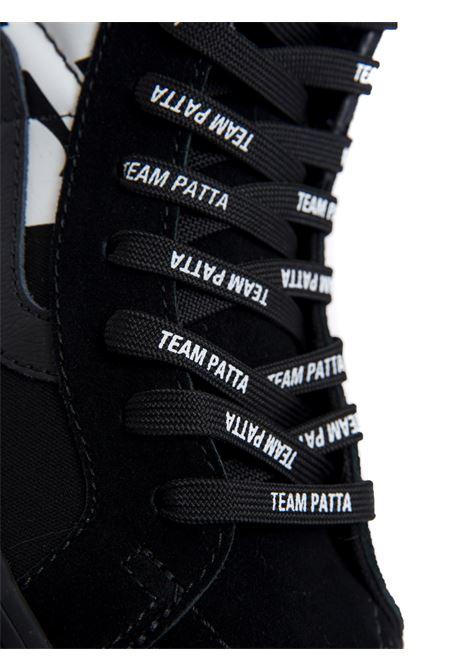 ua sk8 hi reissue vl sneakers unisex black VANS VAULT X PATTA | Sneakers | VN0A4BVH5X01