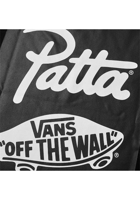 t-shirt con stampa uomo nera in cotone VANS VAULT | T-shirt | VN0A7SO7BLK1