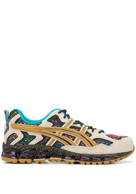 Asics gel nandi 360 sneakers man multicolor ASICS | Sneakers | 1021A295201