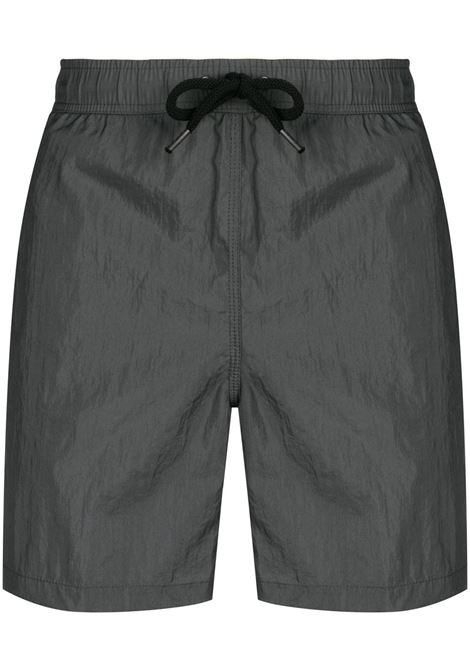 Aspesi paneled swimsuit man grey ASPESI | Swimwear | AH01 G05201164