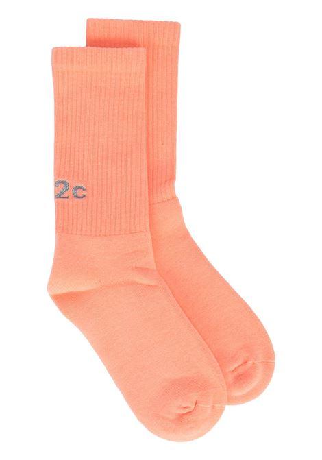 Coral socks man 032c | Socks | SS21-A-1020CORAL