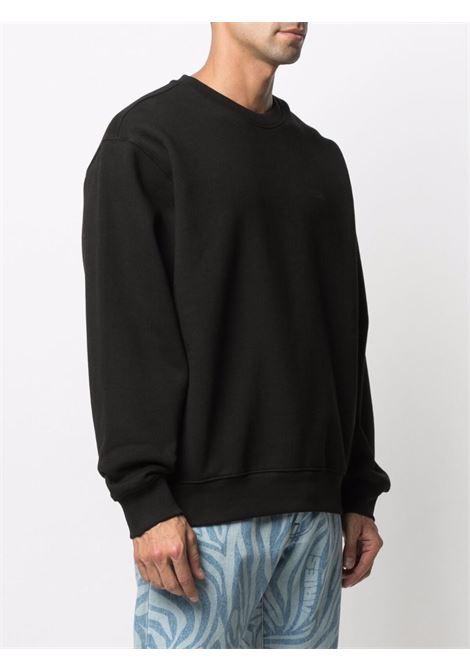 Heatwave crewneck sweatshirt man 032c | Sweatshirts | SS21-C-2060BLACK