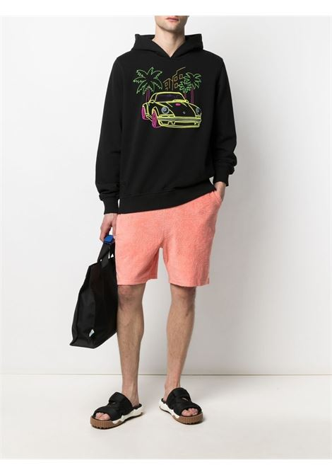 032C shaved terry shorts man pink 032c | Shorts | SS21-C-3011CORAL
