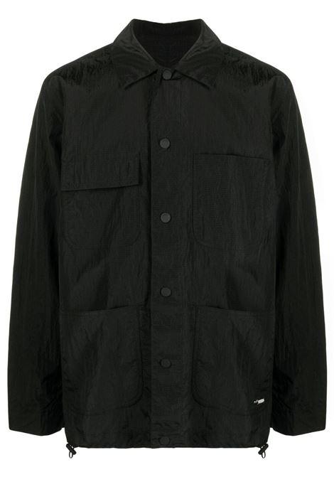 032c pocket field jacket man black 032c | Jackets | SS21-W-4010BLACK