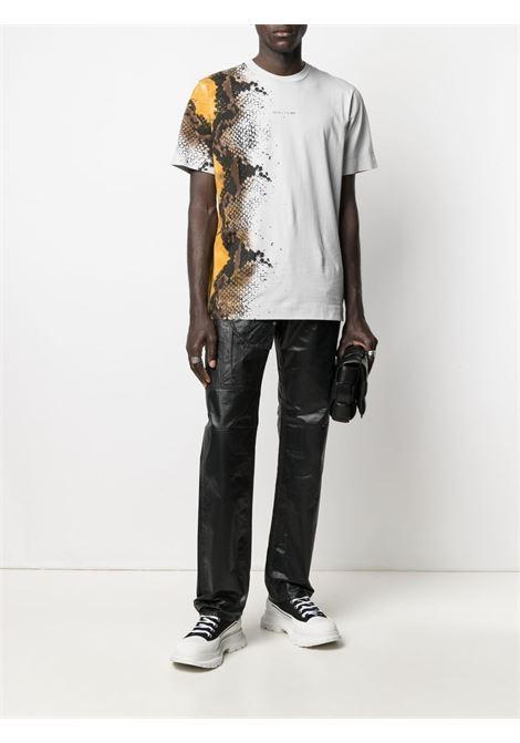 1017 Alyx 9sm mid rise straight leg trousers man black 1017 ALYX 9SM | Jeans | AAMPA0199FA01BLK0001