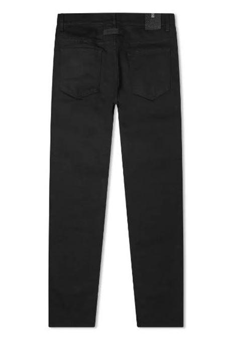 1017 Alyx 9Sm jeans 6 tasche uomo nero 1017 ALYX 9SM | Jeans | AAMPA0212FA01BLK0001