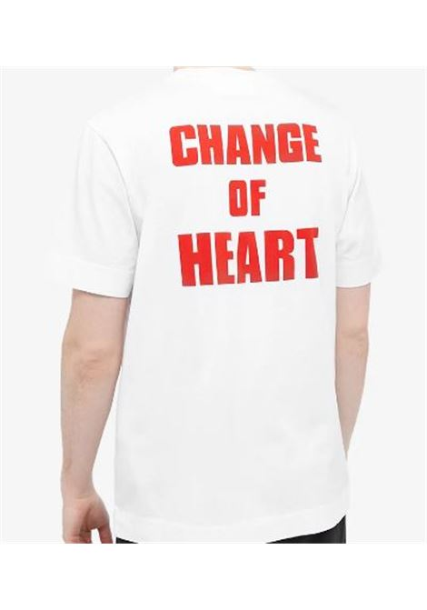 1017 Alyx 9sm change of heart s/s t-shirt man white 1017 ALYX 9SM | T-shirts | AAMTS0225FA02WTH0001