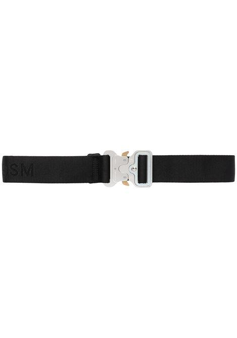 1017 Alyx 9Sm rollercoaster belt man black 1017 ALYX 9SM | Belts | AAUBT0001FA03GRY0002