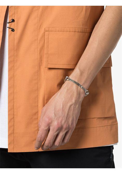 1017 Alyx 9Sm  strap bracelet man silver 1017 ALYX 9SM | Jewellery | AAUJW0034OT01GRY0002