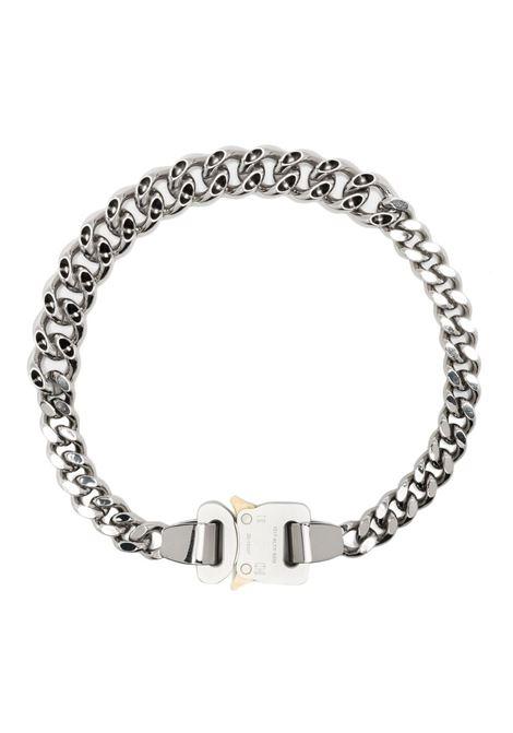 1017 Alyx 9sm strap necklace man silver 1017 ALYX 9SM | Jewellery | AAUJW0083OT02GRY0002