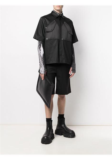 CARGO SHIRT 1017 ALYX 9SM | Shirts | AAUSH0102FA01BLK0001