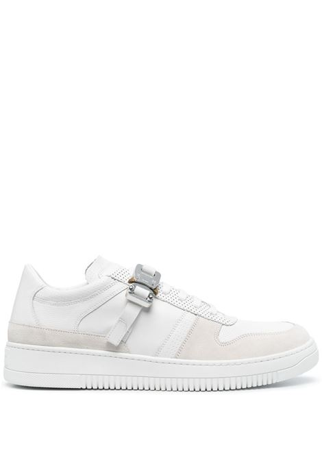 1017 Alyx 9sm buckle sneakers man white 1017 ALYX 9SM | Sneakers | AAUSN0022LE02WTH0001