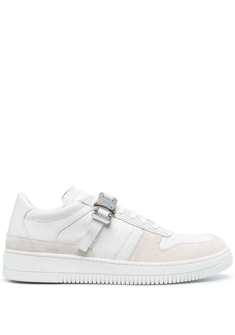 1017 Alyx 9sm sneakers con fibbia uomo bianco 1017 ALYX 9SM | Sneakers | AAUSN0022LE02WTH0001